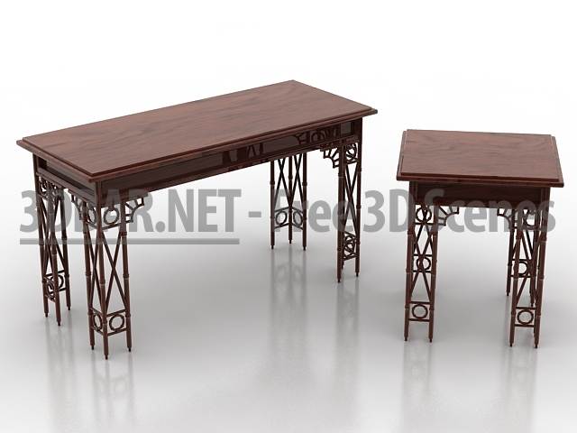 3D Bar – Free 3D Scenes, 3D Models & 3D Collections – DAILY Update!  Table -> Table Bar Jardin