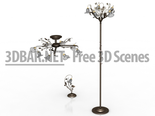 3d Bar Free 3d Scenes 3d Models 3d Collections Daily Update