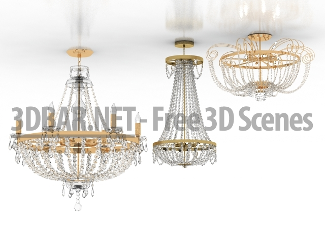 3d bar free 3d scenes 3d models 3d collections daily update preciosa chandeliers 3d models aloadofball Image collections